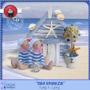 "CU Vol.3 ""Sea Breeze"" by FedEl'designs"